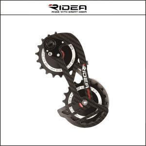RIDEA/ライディア  C88 RD CAGE フルセラミックベアリング RD4(カンパ スーパーレコード、レコード、コーラス、アテナ)【ビッグプーリー】|agbicycle