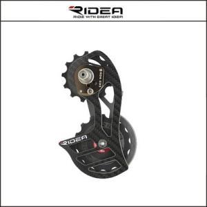 RIDEA/ライディア  C35 RD CAGE フルセラミックベアリング RD6(シマノR9100、R8000)【ビッグプーリー】|agbicycle