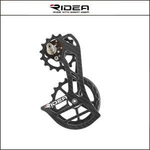 RIDEA/ライディア  C60 RD CAGE フルセラミックベアリング RD8(カンパ スーパーレコード12S、レコード12S)【ビッグプーリー】|agbicycle