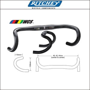 RITCHEY【リッチー】WCS CARBON CURVE(ハンドル)|agbicycle