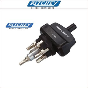 RITCHEY【リッチー】6-BIT TORQUE KEY 【4Nm】【5Nm】(ツール)|agbicycle