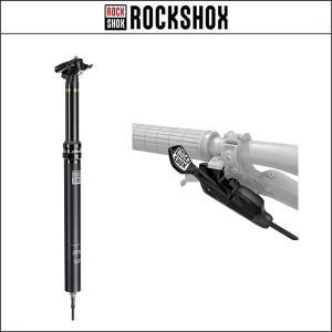 ROCKSHOX【ロックショックス】 Reverb Stealth 1x リバーブ ステルス 1x ポスト径30.9mm 【可変シートポスト】|agbicycle