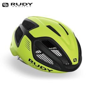 RUDY PROJECT/ルディプロジェクト SPECTRUM スペクトラム YELLOW FLUO - BLACK (MATTE) イエローフルオ-ブラック(マット) ヘルメット ・日本正規品|agbicycle