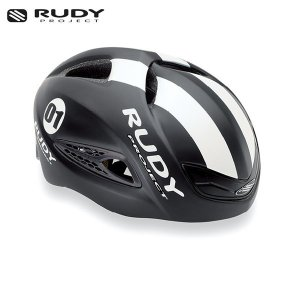 RUDY PROJECT/ルディプロジェクト BOOST 01 ブースト 01 ブラック-ホワイト(マット) ヘルメット ・日本正規品|agbicycle