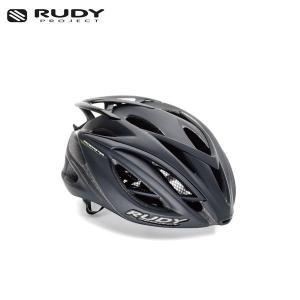 RUDY PROJECT/ルディプロジェクト RACEMASTER レースマスター ブラックステルス (マット) ヘルメット ・日本正規品|agbicycle