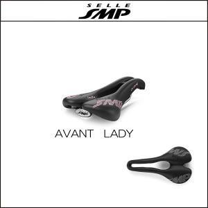 サドル SELLE SMP セラSMP アバント AVANT LADY BLACK|agbicycle