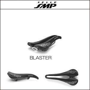 サドル SELLE SMP セラSMP ブラスター BLASTER BLACK|agbicycle