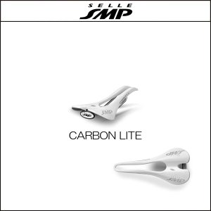 サドル SELLE SMP セラSMP カーボンライト CARBON LITE WHITE|agbicycle