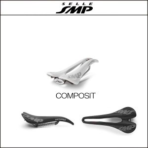 サドル SELLE SMP セラSMP コンポジット COMPOSIT WHITE agbicycle