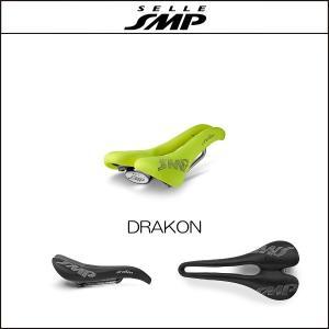サドル SELLE SMP セラSMP ドラコン DRAKON YELLOW FLUO|agbicycle