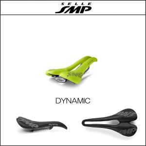 サドル SELLE SMP セラSMP ダイナミック DYNAMIC YELLOW FLUO|agbicycle