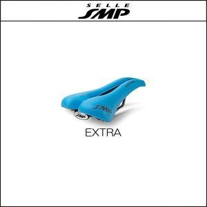 サドル SELLE SMP セラSMP エクストラ EXTRA LIGHT BLUE|agbicycle