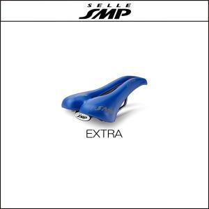 サドル SELLE SMP セラSMP エクストラ EXTRA BLUE|agbicycle