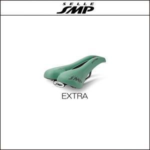 サドル SELLE SMP セラSMP エクストラ EXTRA GREEN|agbicycle