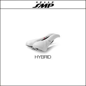 サドル SELLE SMP セラSMP ハイブリッド HYBRID WHITE|agbicycle