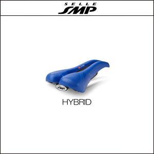 サドル SELLE SMP セラSMP ハイブリッド HYBRID BLUE|agbicycle