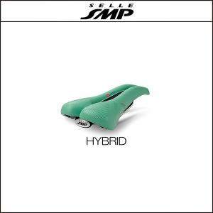 サドル SELLE SMP セラSMP ハイブリッド HYBRID LITE GREEN|agbicycle