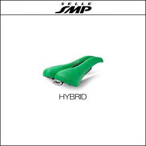 サドル SELLE SMP セラSMP ハイブリッド HYBRID GREEN|agbicycle