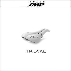 サドル SELLE SMP セラSMP ティーアールケイ ラージ TRK LARGE WHITE|agbicycle