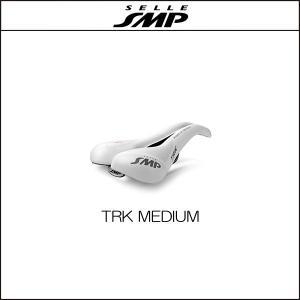 サドル SELLE SMP セラSMP ティーアールケイ ミディアム TRK MEDIUM WHITE|agbicycle