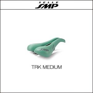 サドル SELLE SMP セラSMP ティーアールケイ ミディアム TRK MEDIUM LIGHT GREEN|agbicycle