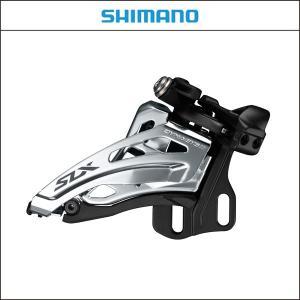 シマノ SLX フロントディレイラー FD-M7020 E-type(BBプレートなし) サイドスイング 2X11S【自転車】の商品画像|ナビ
