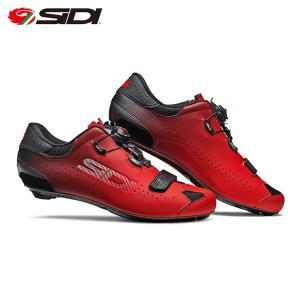 SIDI/シディ SIXTY BLK/RED シックスティー ブラック/レッド  2021年モデル agbicycle