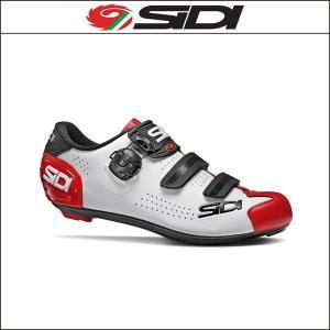 SIDI シディ ALBA 2 アルバ2 WH/BK/RD ホワイト/ブラック/レッド|agbicycle