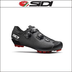 SIDI シディ MTB EAGLE 10 MTBイーグル10 BLK/BLK ブラック/ブラック|agbicycle
