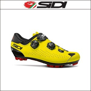 SIDI シディ MTB EAGLE 10 MTBイーグル10 BLK/YEL ブラック/イエロー|agbicycle