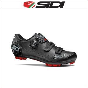 SIDI シディ MTB TRACE 2 MTBトレース2 BLK/BLK ブラック/ブラック|agbicycle