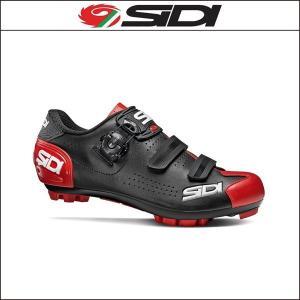 SIDI シディ MTB TRACE 2 MTBトレース2 BLK/RED ブラック/レッド agbicycle