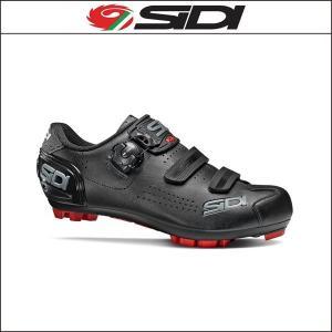 SIDI シディ MTB TRACE 2 MEGA MTBトレース2 メガ BLK/BLK ブラック/ブラック agbicycle