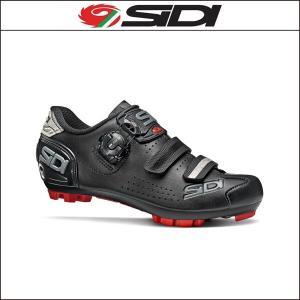 SIDI シディ MTB TRACE 2 WOMAN MTBトレース2 ウーマン BLK/BLK ブラック/ブラック|agbicycle