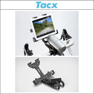 Tacx タックス Brackets for Tablets ブラケット フォー テーブル 【ローラーオプション】|agbicycle