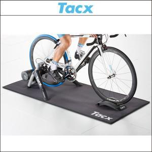 Tacx タックス TRAINING MAT トレーニングマット 【ローラーオプション】|agbicycle