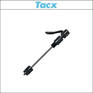 Tacx タックス QUICK RELEASE  135x10 ローラー用クイックリリース 135x10mmアクスル用 【ローラーオプション】|agbicycle