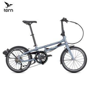 Tern ターン  20 BYB P8 SILVER BLUE|agbicycle