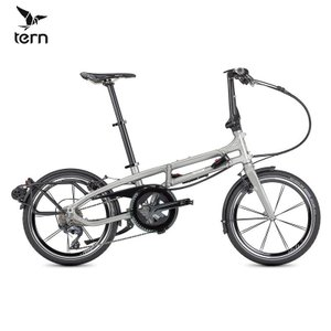 Tern ターン  20 BYB S11 MATTE SILVER|agbicycle