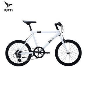 Tern ターン  Crest ホワイト|agbicycle
