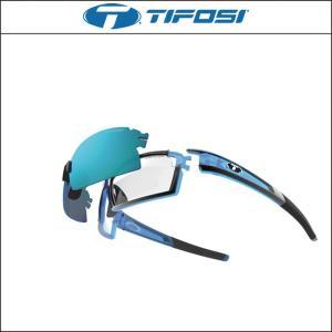 TIFOSI【ティフォージ】ESCALATE S.F.(エスカレートS.F.)(クリスタルブルー)1221206122|agbicycle