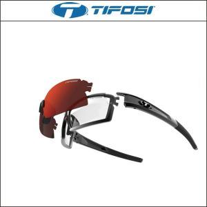 TIFOSI【ティフォージ】ESCALATE S.F.(エスカレートS.F.)(グロスブラック)1221200221|agbicycle