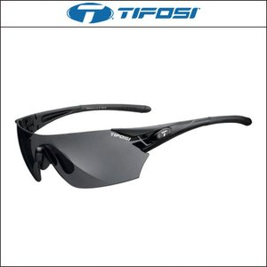 TIFOSI【ティフォージ】PODIUM(ポディウム)(マットブラック スモク/ACレッド/クリア)1000100101|agbicycle