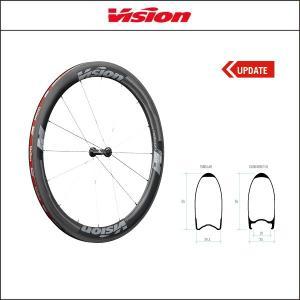 Vision(ビジョン) METRON 55 SL メトロン 55 SLチューブラー SH11|agbicycle