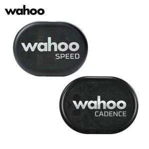 Wahoo/ワフー RPMスピード&ケイデンスセンサーズバンドル   日本正規品|agbicycle