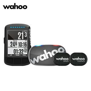 Wahoo/ワフー エレメントボルト ブラック バンドル(センサーセット)   日本正規品|agbicycle