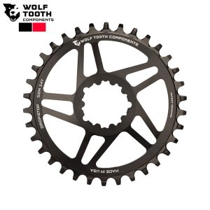 Wolf Tooth ウルフトゥース ダイレクトマウント SRAM リング 38T〜42T|agbicycle