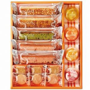 5%OFF お中元 スイーツ ひととえ スイーツパレット SPB-15 || ギフト 贈り物 サマーギフト スイーツ 洋菓子の商品画像|ナビ