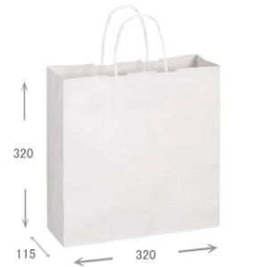 紙丸紐手提げ袋 中(高さ320×幅320×奥行115) 内祝い 出産内祝い お返し|agc2