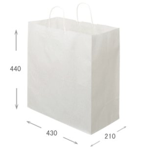 紙丸紐手提げ袋 マチ広特大(高さ440×幅430×奥行210) 内祝い 出産内祝い お返し|agc2